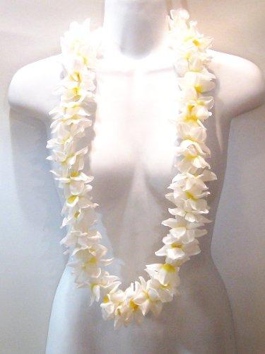 ハワイアン・レイ プルメリア・プナ ホワイト