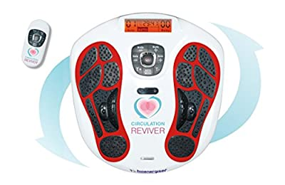 VYTALIVING Circulation Reviver - Revitalising Foot Massager - Improve Circulation for Feet and Legs
