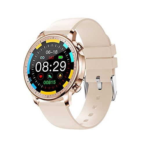 Pulsera Con Sensor Inteligente Smart Watch Fitness Tracker Reloj Inteligente Deportivo Con Pantalla Hd Para Mujer, Reloj Inteligente Con Pantalla Hd Para Niña, Monitor De Frecuencia Cardíaca Compat