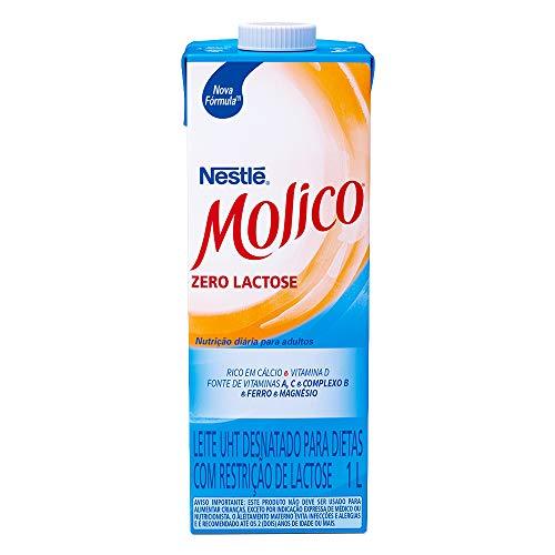 Leite Desnatado Molico Zero Lactose 1L