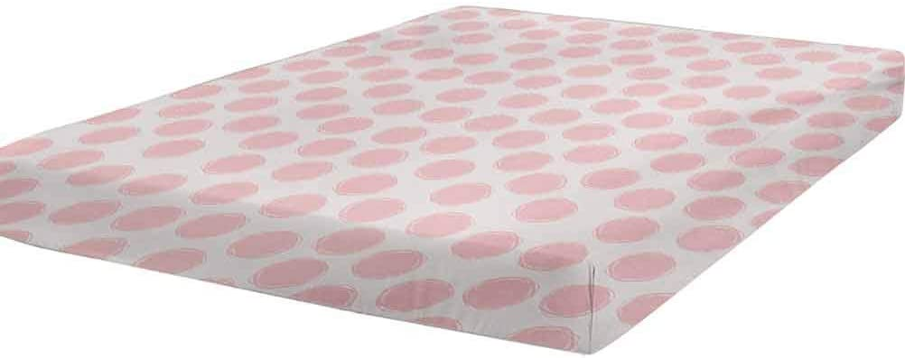LCGGDB Kids Bedding Fitted Sheet Surprise price Twin Drawn quality assurance Dots Style Size Hand
