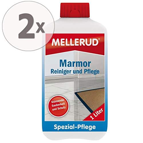 Mellerud 2 x 1 Liter Marmor Reiniger und Pflege