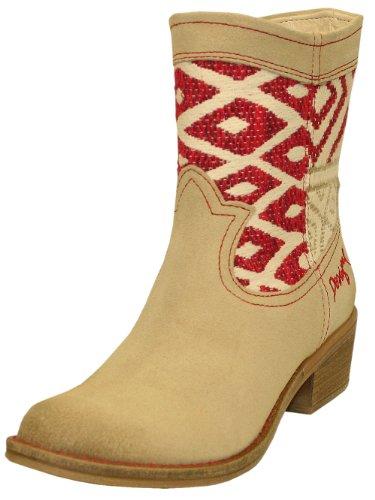 DESIGUAL Damen Designer Boots Stiefel Schuhe - CAMPERAS 3-41