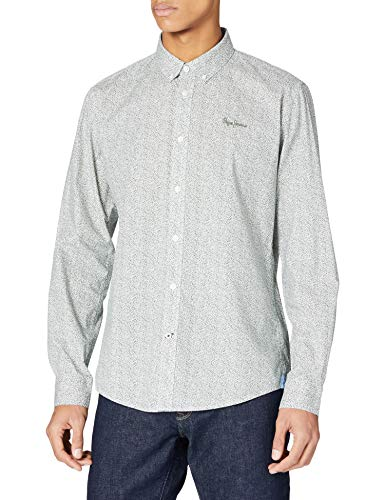 Pepe Jeans Leo Blusa, 682forest Green, M para Hombre