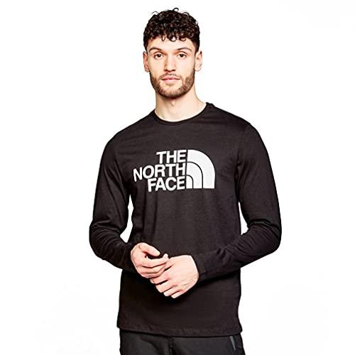 THE NORTH FACE - Half Dome T-Shirt für Männer - Langarm, L