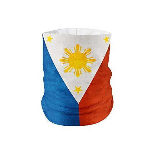 Philippines Flag Face Mask Bandana - My E Three -...
