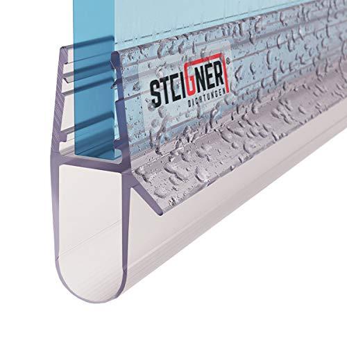 HNNHOME Joint d/'étanchéité 870mm de porte de douche en verre de 4-6mm d/'épa...