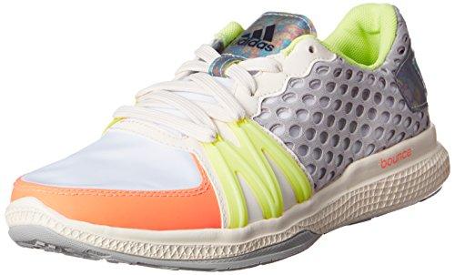 adidas Damen Ively Stellasport S42031 Fitnessschuhe, Weiß/Bunt, 37 1/3 EU