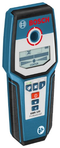 RILEVATORE METALLI GSM 120 PROF BOSCH (012858)