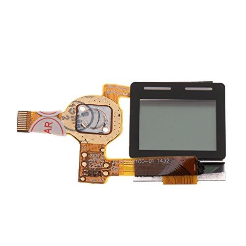 IPOTCH Front LCD Display Ersatzteile für Gopro Hero 4 Silver/Black Kamera