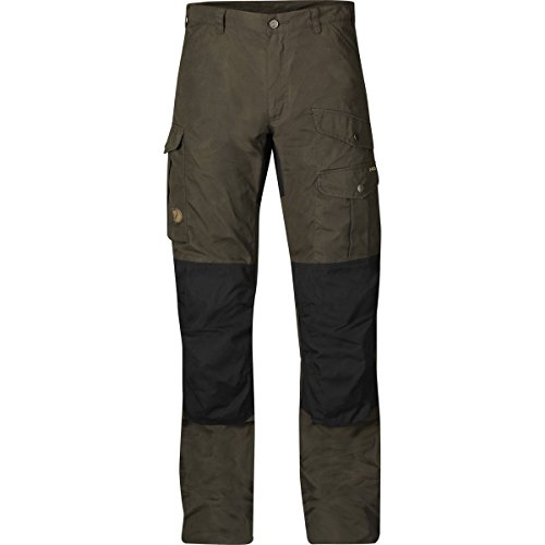 Fjällräven Herren Barents Pro Trousers, grün (Dark Olive),54 EU