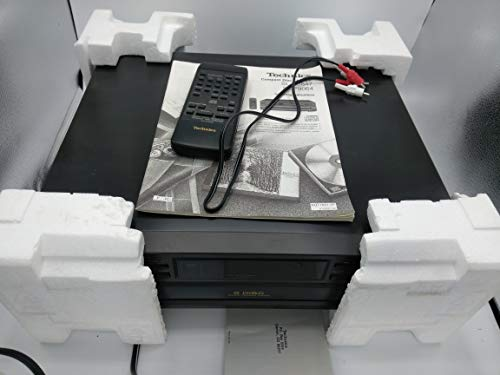 Technics SL-PD847 Compact Disc 5 Disc Cd Player Changer