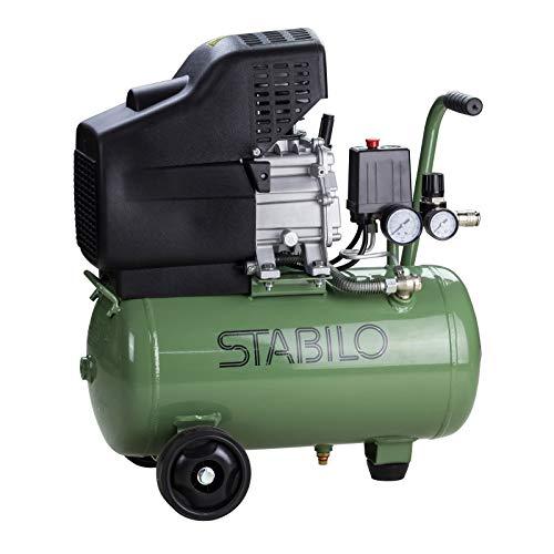 DEMA Kompressor 24 Liter mit Öl