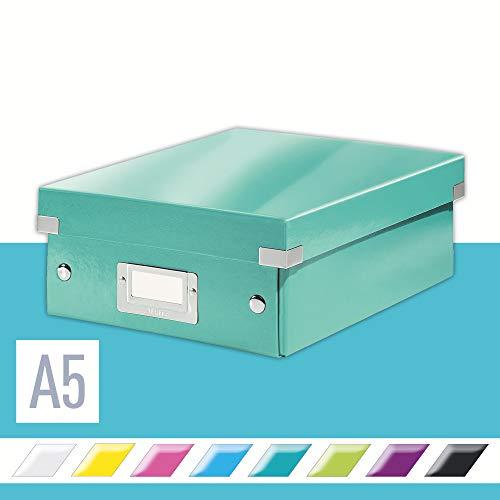 Leitz, Kleine Organisationsbox, Eisblau, Click & Store, 60570051