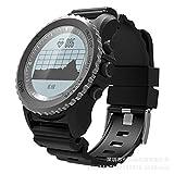 FZXL S968 GPS Reloj Inteligente IP68 IP68 Monitor De Ritmo Cardíaco...