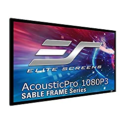 which is the best fixed frame screen in the world