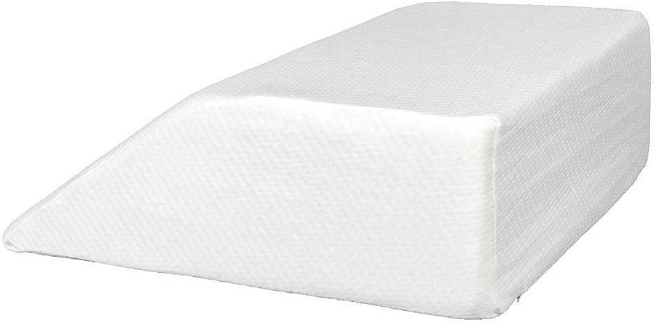Kosoree Washable Memory Selling Foam Knee Bed Wedge Leg Max 66% OFF Elevation Pillow