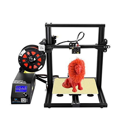 HZYYZH L'imprimante 3D, l'imprimante 3D Portable de DIY soutient l'impression en différé de Carte d'écart-Type, Peut établir Le Volume 300Mm * 300Mm * 220M
