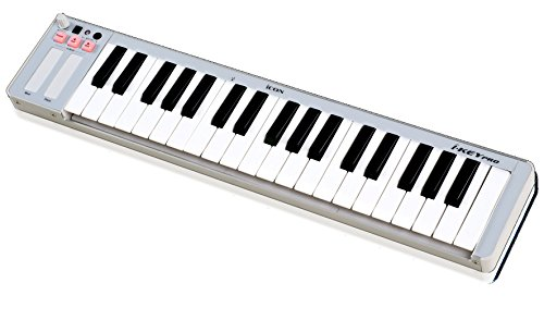 Icon iKey Pro - Portable 37-key MIDI controller