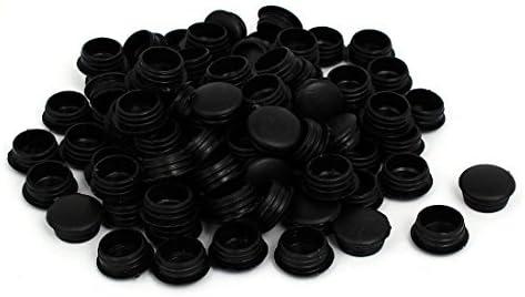 NA 15mm Dia Plastic Thread Screw Hole Design Blac Caps Ultra-Cheap Deals Max 87% OFF
