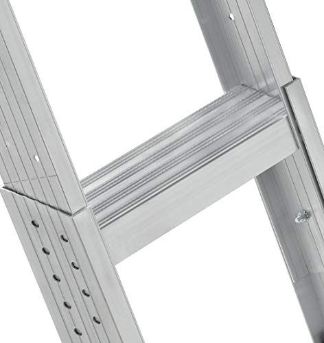 Louisville Ladder AEE2210 Energy efficient attic Ladder, 22.5