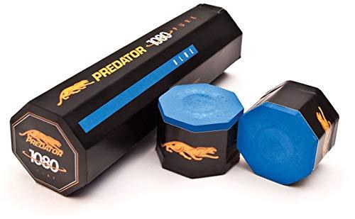 Billard-Kreide Predator blau, 5 St.
