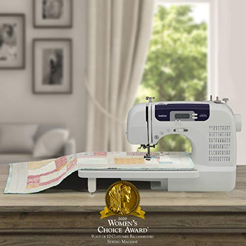 Brother Quilting Machine, CS6000i, 60 Built-in Stitches 2.0