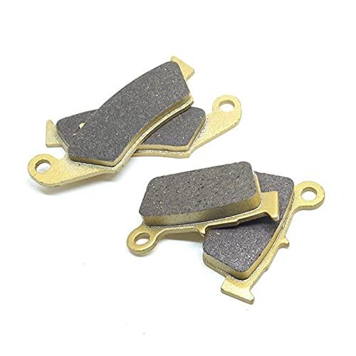 JINYAN am-PM Tapis de disques de Frein arrière de la Moto à la Moto FIT pour Yamaha YZ125 YZ250 YZ250F YZ450F 03-07 WR250F 03-16 WR250R 08-18 WR450F 03-15