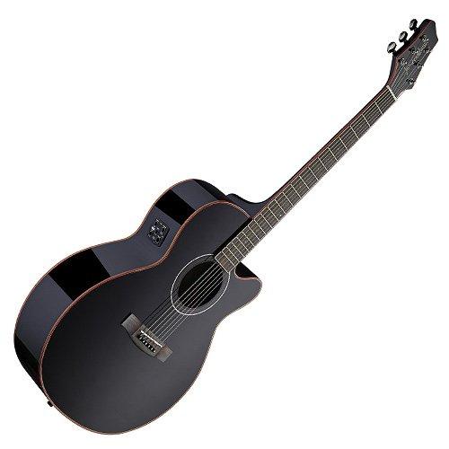 JamesNeligan Guitarra Acústica Electro NA38MJCBB