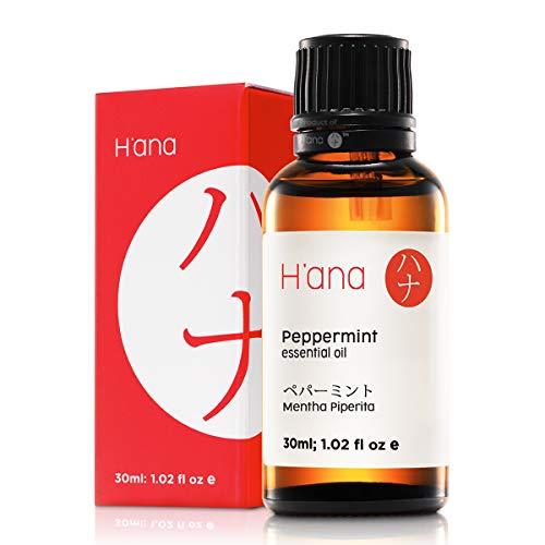 Huile essentielle de menthe poivrée - Une rafale de refroidissement qui vous souffle (30 ml) - 100% pure huile de menthe poivrée de qualité thérapeutique