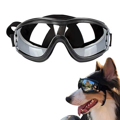 Legendog Hundebrille Winddicht Uv Schutz Verstellbarer Riemen Haustier Sonnenbrille Haustier Brille