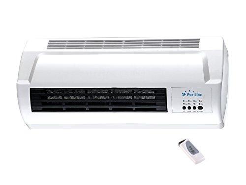 Calefactor cerámico Split 1000W / 2000W mando distancia