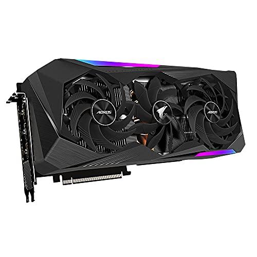 Gigabyte AORUS GeForce RTX 3070 Ti Master Grafikkarte, 8 GB