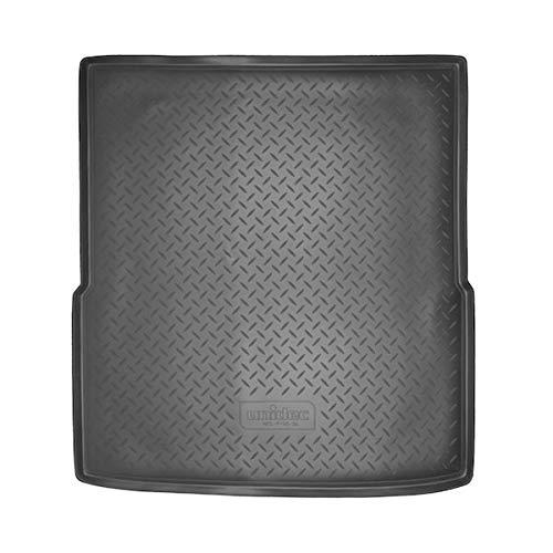 Sotra Auto Kofferraumschutz für den Volkswagen Passat B7 - Maßgeschneiderte antirutsch Kofferraumwanne für den sicheren Transport von Einkauf, Gepäck und Haustier