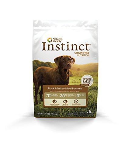 Instinct Original Grain Free Rabbit Meal Formula Natural Dry Dog Food By Nature'S Variety, 25.3 Lb....