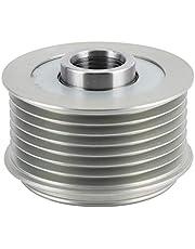 Regalos de abril Piezas del alternador, polea del alternador de transmisión suave, estándar original para 2148360 EB3T-10300-DB 1885676 F ‑ 587281
