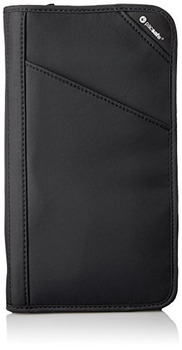 Our #6 Pick is the Pacsafe Travel Wallet