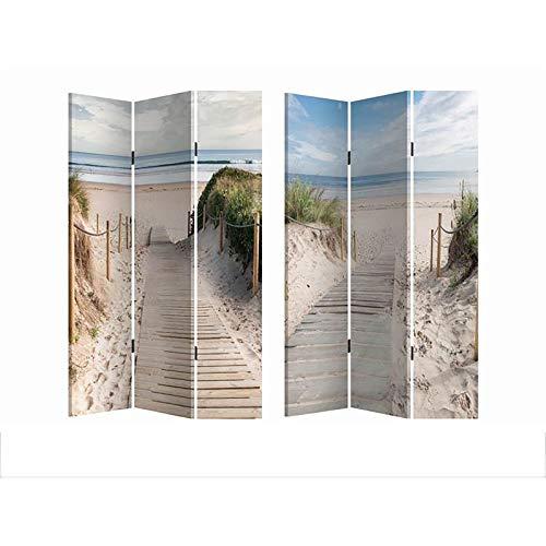 HTI-Line Paravent Beach 2 Sichtschutz...