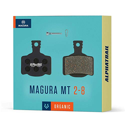 Alphatrail Pastillas de Freno - Magura Typ 7 MT2-8 I...