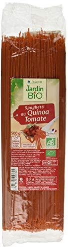 Jardin Bio Spaghetti Quinoa Y Tomate 500G 500 G 500 g