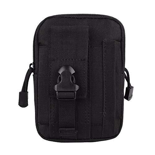 1 bolsa de bolsillo para la cintura, para acampar, equipo al aire...