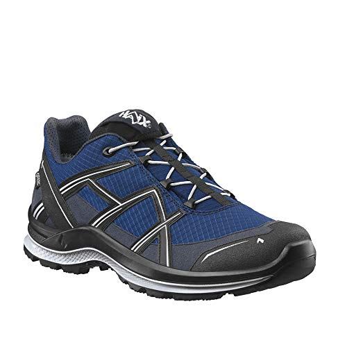 Haix Black Eagle Adventure 2.1 GTX Low/Navy-Grey Funktionaler Freizeitschuh mit Gore-TEX. 46