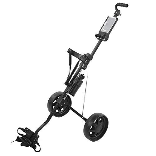 DAUERHAFT 2 Radwagen Bequemlichkeit, Golfausrüstung, Golfzubehör
