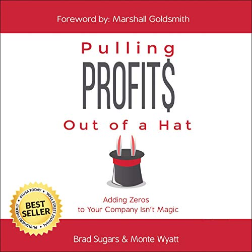 Pulling Profits out of a Hat audiobook cover art
