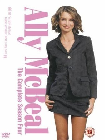 Ally McBeal: The Complete Season Four [Region 2 Import - Non USA Format]