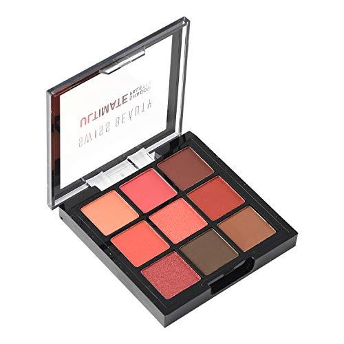 Swiss Beauty Mini Eyeshadow Palette 06