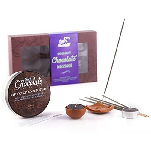 Chocolate Massage Kit
