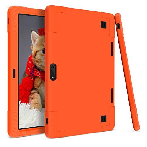 KATUMO Coque pour Universal Tablette 10 Pouces Housse de Protection pour Tablet ASUS Zenpad 10 / Logicom 10 / YOTOPT 10 / YESTEL Tab 10 Cover Anti Choque Tablet 10 Pouces