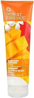 Desert Essence Island Mango Conditioner - 8 Fl Ounce - Enriching - Detangles Hair - Naturally Moisturizes - Soft & Supple...