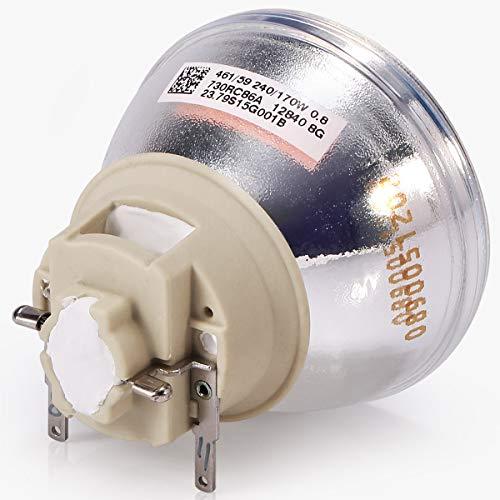 GreenBale Beamerlampe für Optoma DLP UHD60 UHD50 UHD51 UHD40 UHD30 UHD65 UHD51ALV UHD550X UHD400X UHD350X UHD300X HD39Darbee SP.78V01GC01 SP.7AF01GC01 BL-FP240E BL-FU240B Ersatzlampe Beamer Lampe
